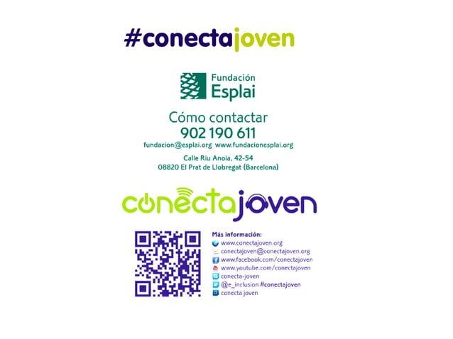 #conectajoven