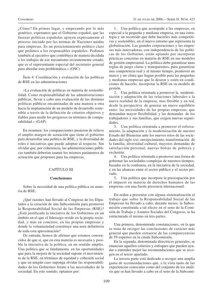 Congreso                                                                    31 de julio de 2006.—Serie D. Núm. 423  ¿Cómo?...
