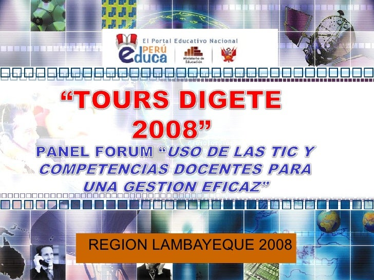 REGION LAMBAYEQUE 2008