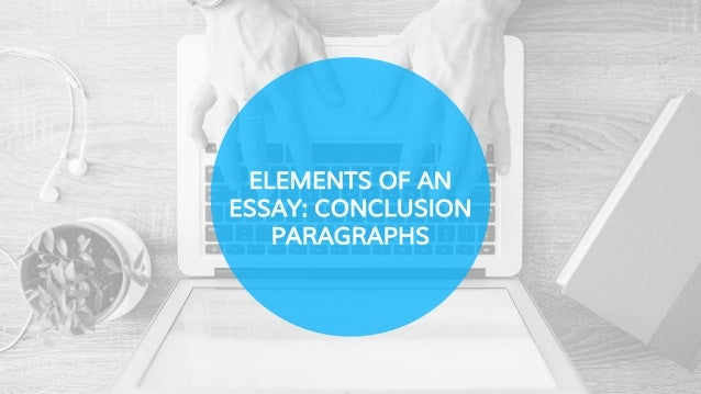 elements of writing an effective essay