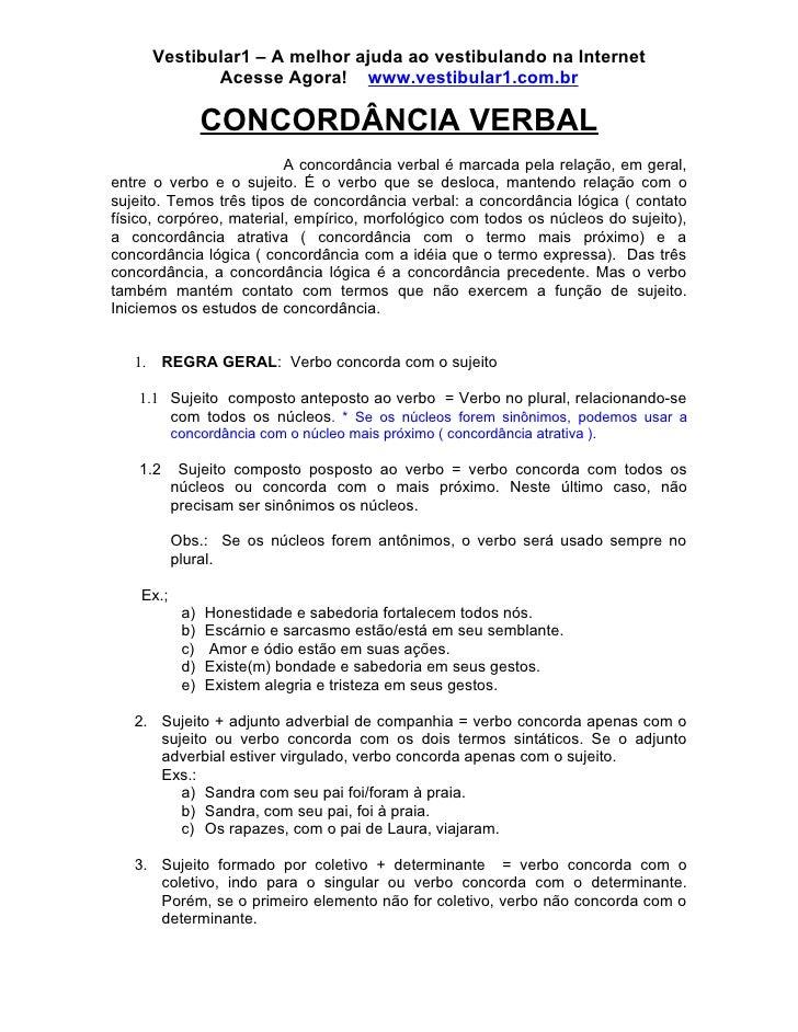 Vestibular1 – A melhor ajuda ao vestibulando na Internet                Acesse Agora! www.vestibular1.com.br              ...