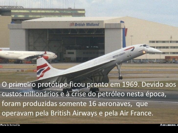 Concorde Em Numeros Slide 3