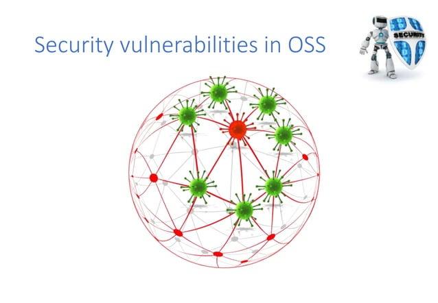Security vulnerabilities in OSS
