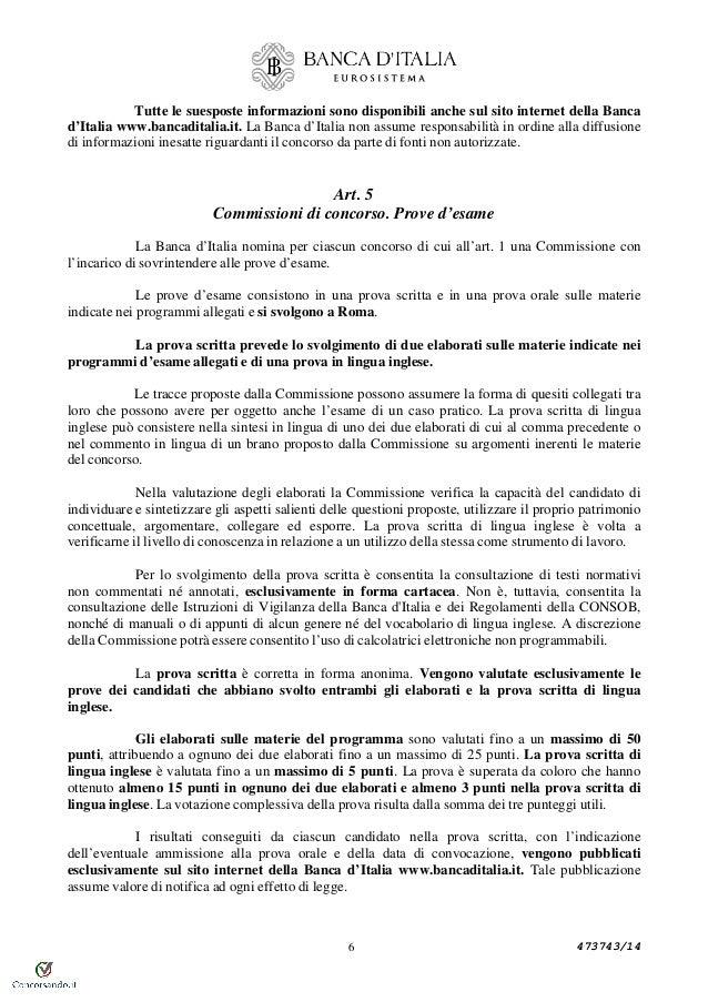 18+ Gazzetta ufficiale concorsi banca d italia ideas in 2021