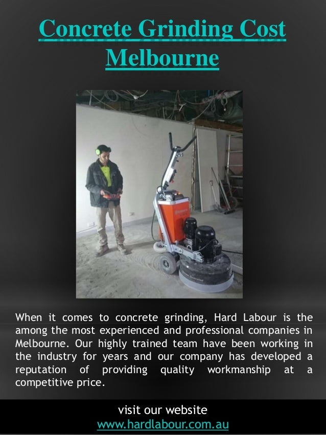 Concrete Glue Removal Melbourne|https://hardlabour com au/
