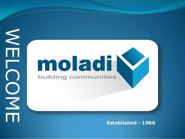 Established - 1986 WELCOME