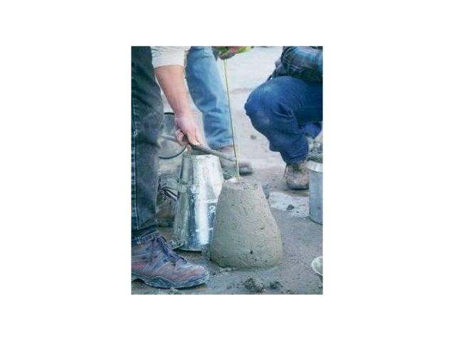Properties of concrete Workability Segregation Bleeding  Strength  Elasticity  Shrinkage  Creep  Durability
