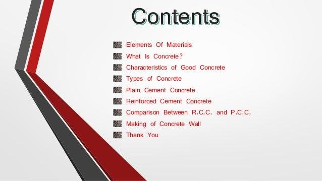 2 Elements Of Materials