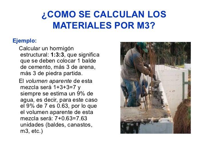 Concreto for Cuanto cuesta el metro de hormigon