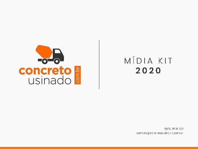 A hist�ria do Portal Concreto Usinado inicia em 2017, quando o fundador Bruno Reganati, engenheiro de produ��o, especialis...