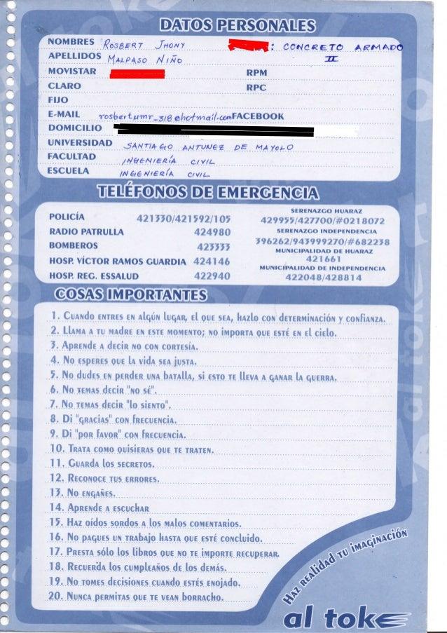 """UNIVERSIDAD NACIONAL DE ANCASH FACULTAD DE """"SANTIAGO ANTUNEZ DE MAYOLO"""" INGENIERÍA CIVIL SILABO DE CURSO: CONCRETO ARMADO ..."""