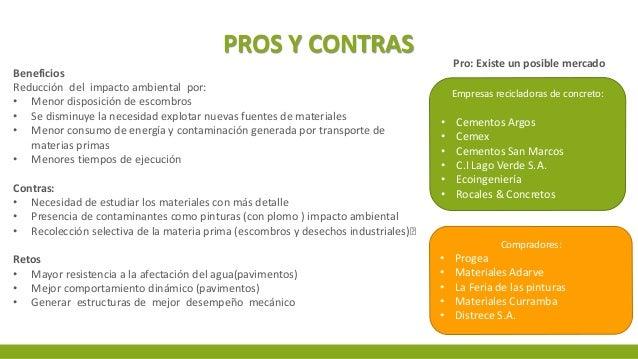 Cementos y agregados reciclados - Microcemento pros y contras ...