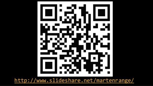 http://www.slideshare.net/martenrange/