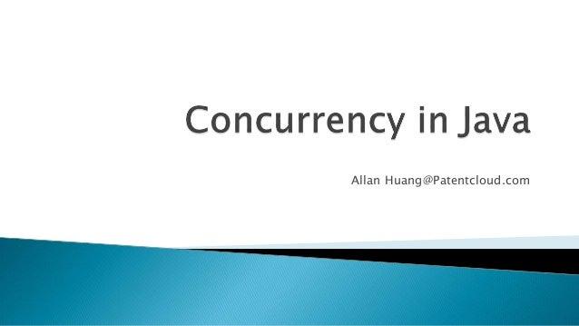 Allan Huang@Patentcloud.com