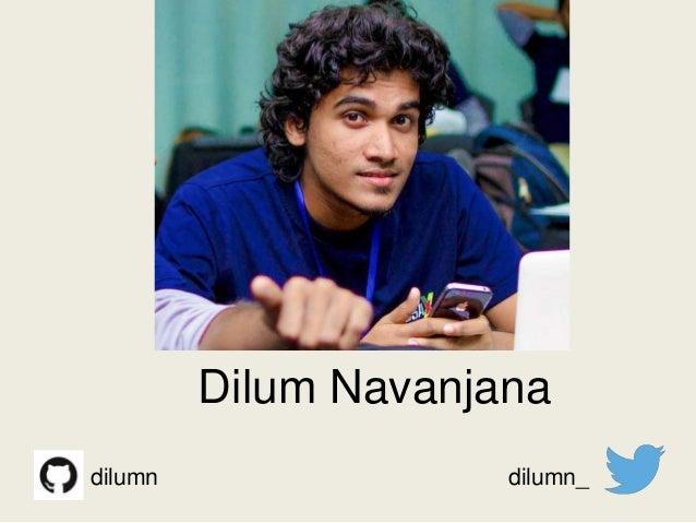 Dilum Navanjana dilumn dilumn_