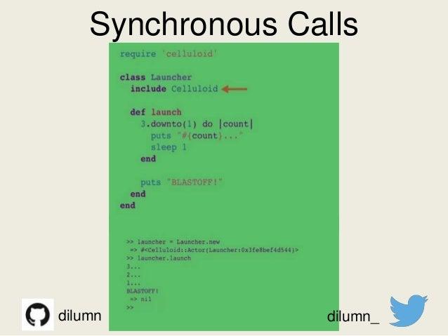 Multiple Asynchronous Calls dilumn dilumn_
