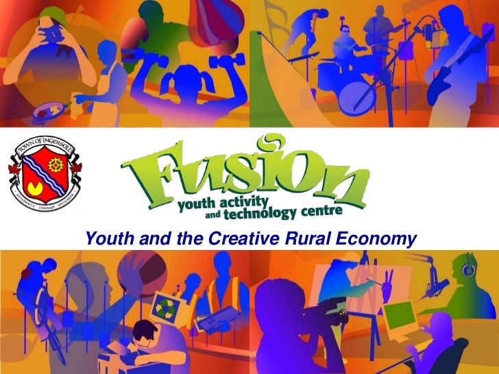 Youth and the Creative Rural Economy