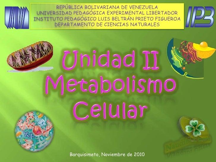 REPÚBLICA BOLIVARIANA DE VENEZUELA UNIVERSIDAD PEDAGÓGICA EXPERIMENTAL LIBERTADOR INSTITUTO PEDAGÓGICO LUIS BELTRÁN PRIETO...