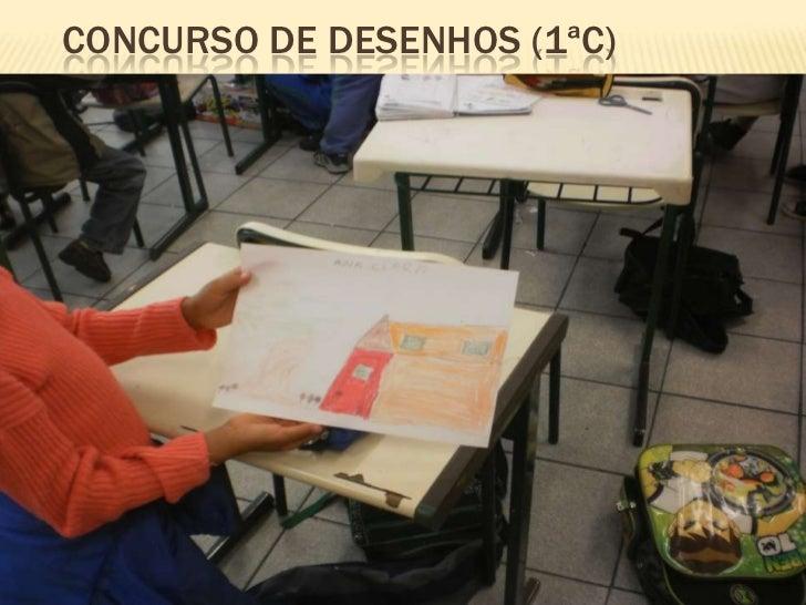 CONCURSO DE DESENHOS (1ªC)