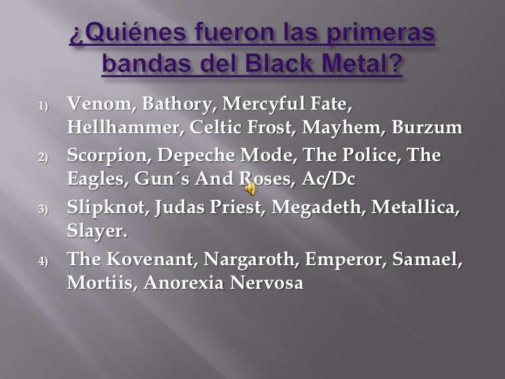 Concurso del black metal Slide 3