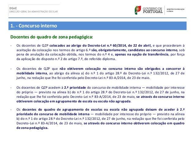 Concurso docentes 2015 25 fev for Concurso docentes