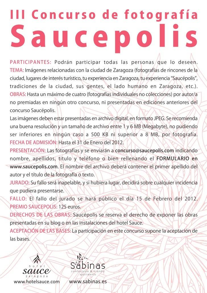 Concurso fotografia Zaragoza Cerca de ti