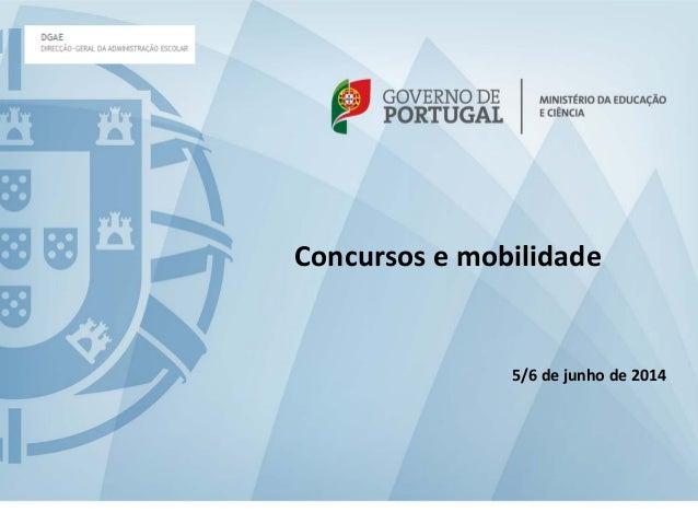 Concursosemobilidade 5/6dejunhode2014