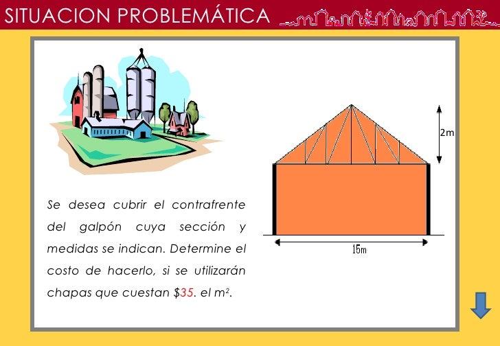 APLICACIONES DE LA INTEGRAL DEFINIDA - Ing. Norma Quiroga Slide 3