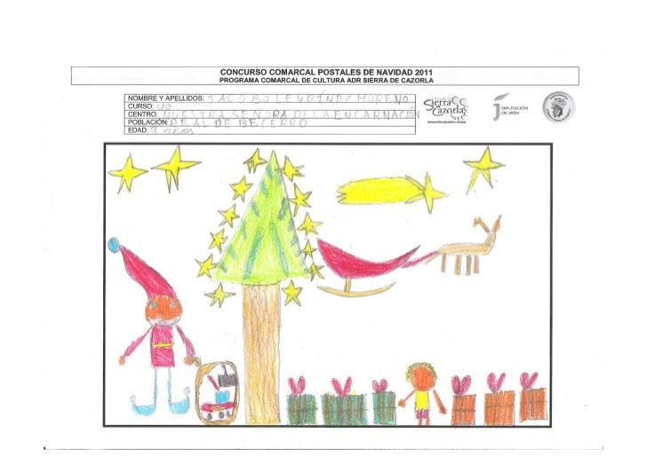 Concurso  tarjetas navidad