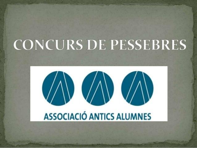 Concurs pessebres 2012