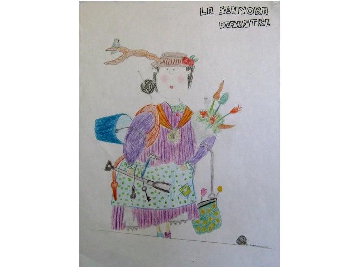 Participacions al concurs de dibuix
