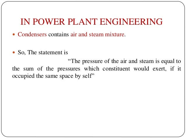 condenser in thermal power plant pdf