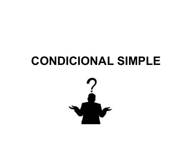 SPANISH LESSON (A2): CONDICIONAL SIMPLE