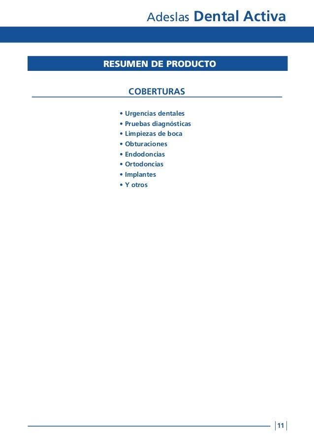 Condiciones generales adeslas dental activa tu oficina local coslada - Oficinas de adeslas en madrid ...