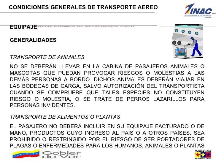 Ejecutiva De Viajar Personas En El Aeropuerto De: Condiciones Generales Del Transporte Aereo 2007