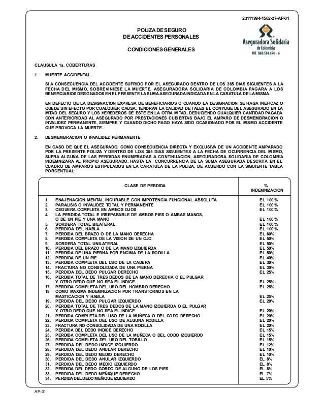 23111994-1502-27-AP-01                                         POLIZA DE SEGURO                                    DE ACCI...