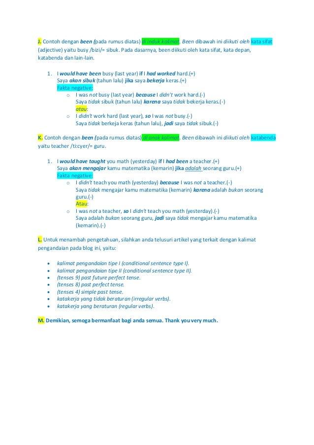 Conditional Sentences1
