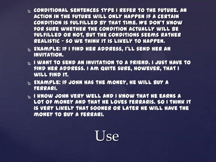 Conditional sentence type 1 4 conditional sentences stopboris Image collections