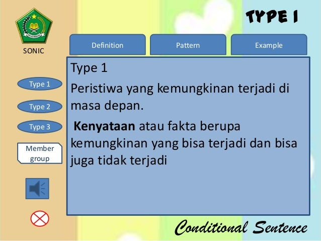 Grammar Conditional Sentence Type 2 And 3