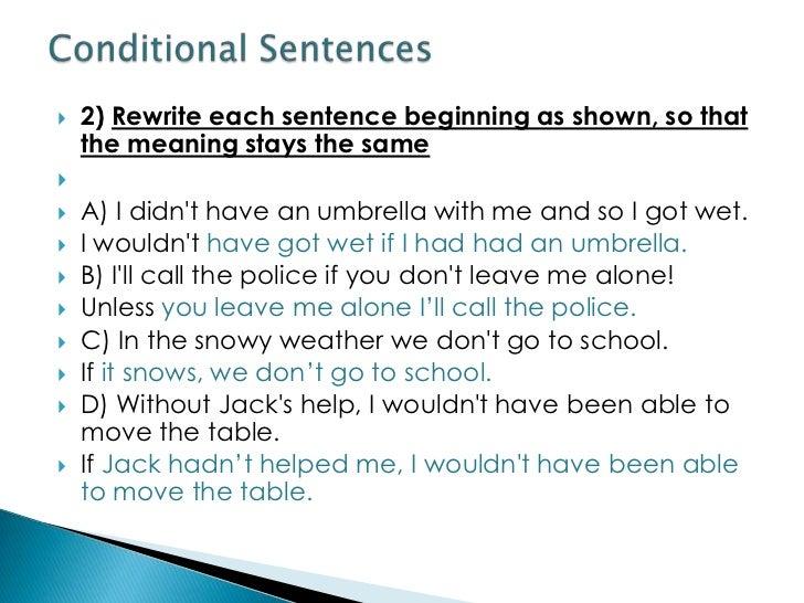 Sentence Rewriter