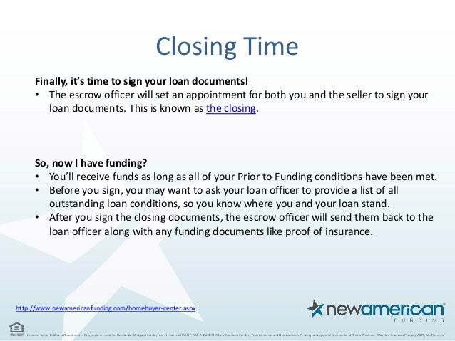The Mortgage Loan Process Explained