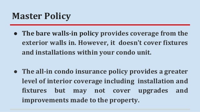 Condo Insurance 101: What to Know When Insuring Waterfront ...