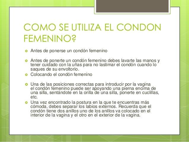 Condones y preservativos for Como se extrae el marmol