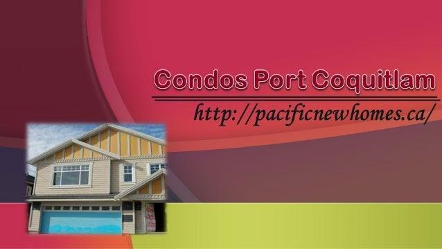 Condos Port Coquitlam