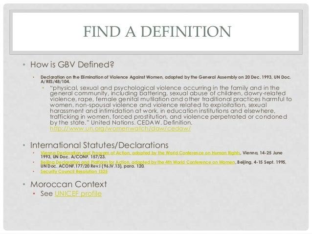 Unesco essay
