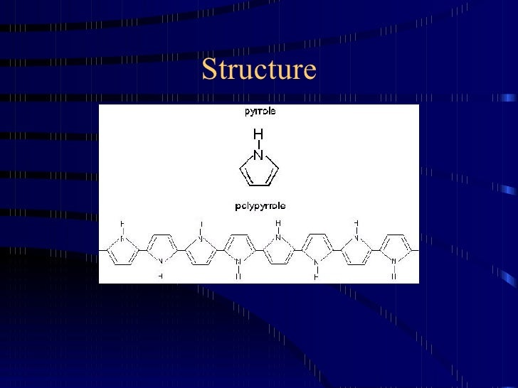 conducting polymers Looking for conducting polymer find out information about conducting polymer  a plastic having high conductivity, approaching that of metals explanation of.
