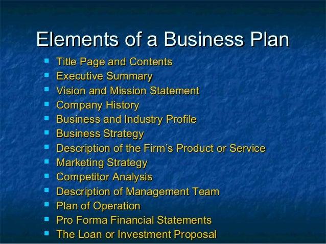 feasibility plan vs business plan