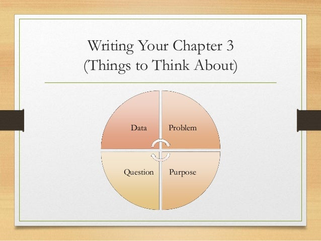 chapter 5 dissertation qualitative