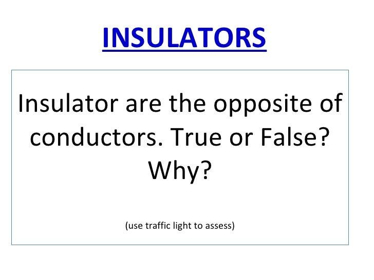 Conduction Lesson 2