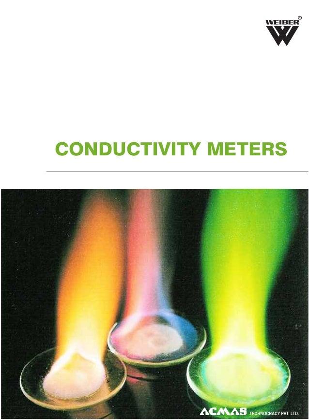 CONDUCTIVITY METERS R